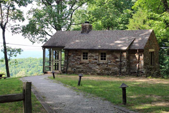 Facebook/Monte Sano State Park Huntsville, AL