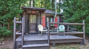 This Log Cabin Campground In North Carolina May Just Be Your New Favorite Destination