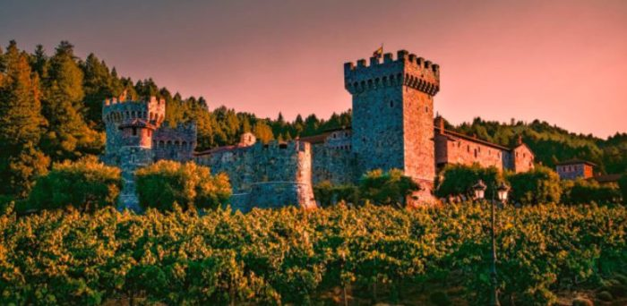 These 11 American Castles Will Make You Feel Like You're In A Fairy Tale