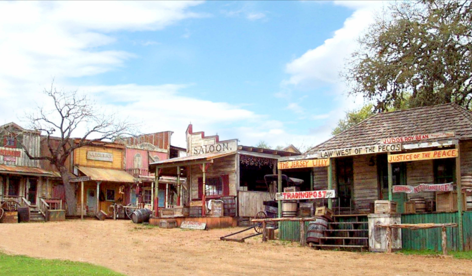10 Places Where You Can Still Experience Old Texas