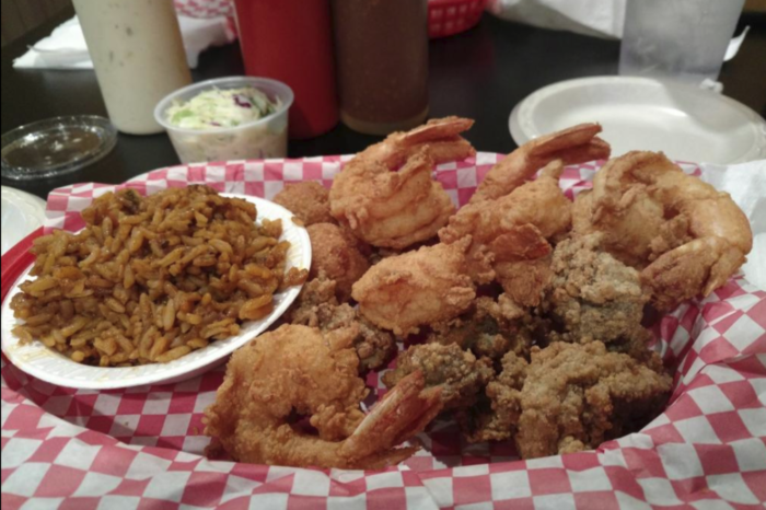 Daphne Alabama Seafood Restaurants