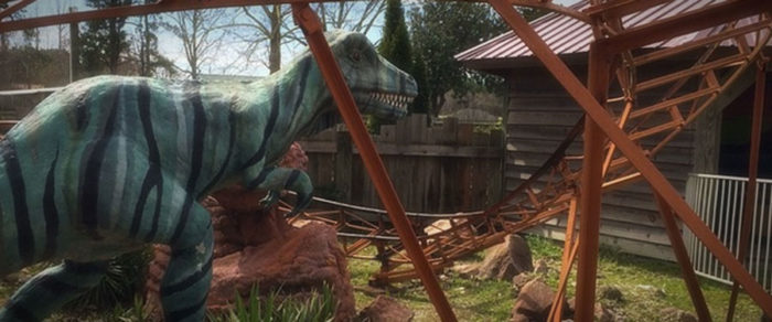 Smokehouse Grill In North Carolina Has Its Own Theme Park