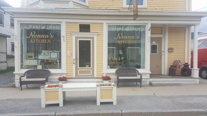 Nonna S Kitchen Gorham New Hampshire