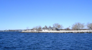 Most People Don't Know This Resort Island Existed In Connecticut Once Upon A Time