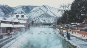 Here Are The 5 Most Incredible Natural Hot Springs In The U.S.