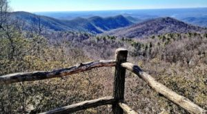 This Enchanting Hike Takes You Straight Through South Carolina's Very Own Grand Canyon