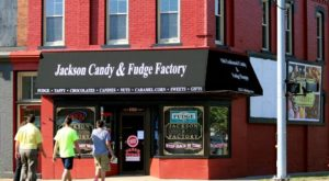 This Michigan Fudge Factory Is Basically Heaven On Earth