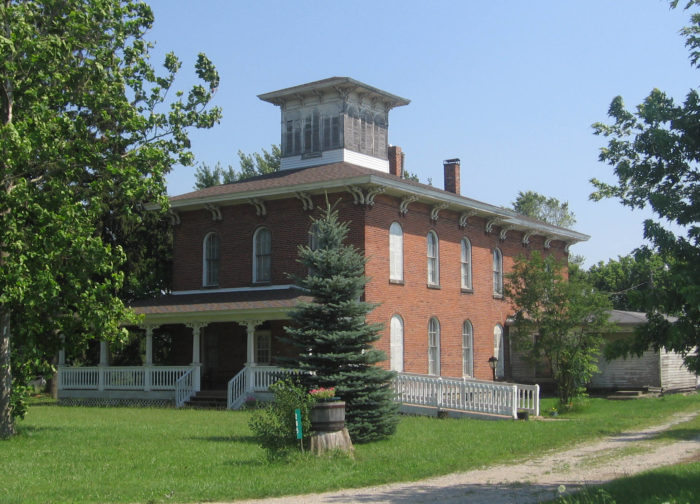 Bed And Breakfast Columbia City Indiana