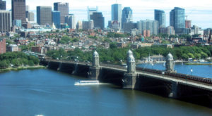 Cross These 7 Bridges In Boston Just Because They're So Awesome