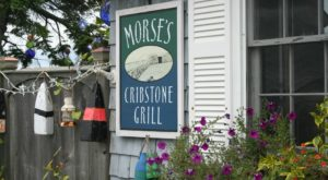 The One Amazing Maine Restaurant Where You Can Dine With Your Toes In The Sand