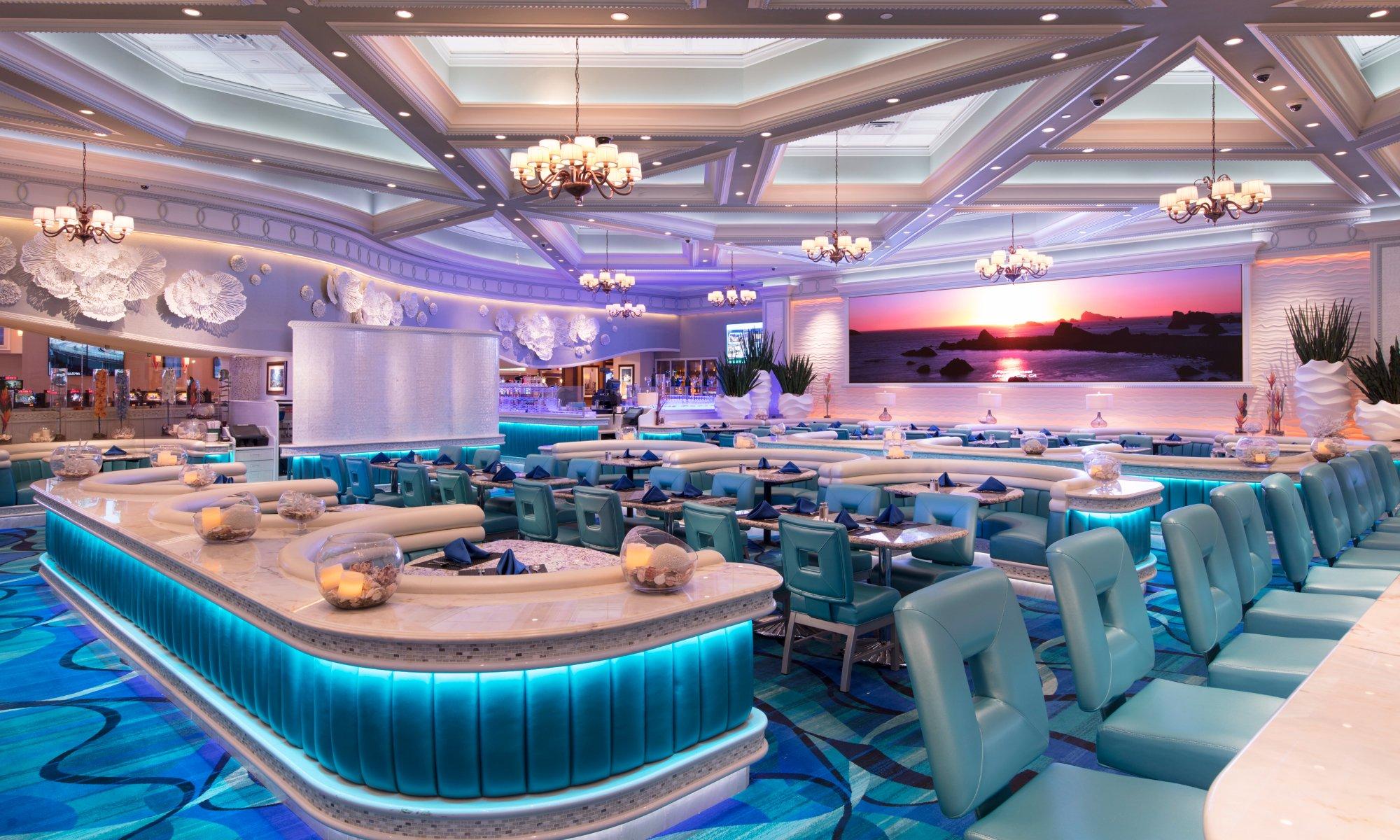 oceano is an ocean themed restaurant in nevada