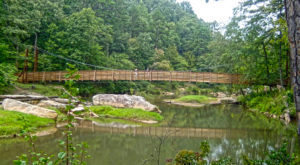 The South Carolina County That's Home To More Than 50 Hiking Trails