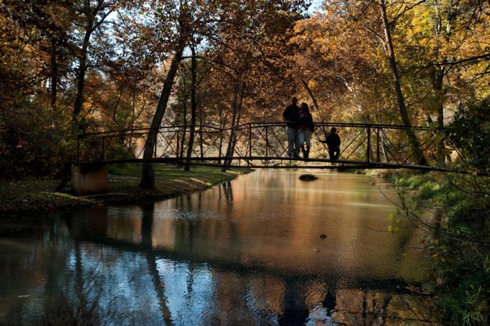 Natural Falls State Park Is One Of The Most Beautiful Places In Oklahomato Visit