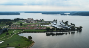 Stay At This Amazing Lake Resort In Oklahoma For An Unforgettable Overnight