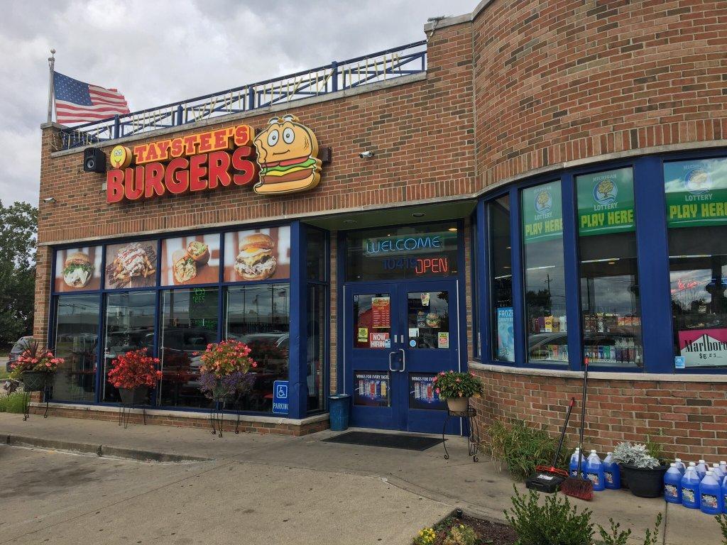 Taystee S Burgers Is Best Gas Station Restaurant Near Detroit