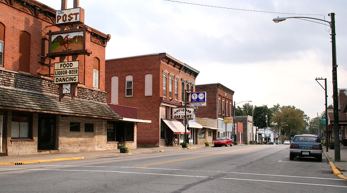 Pierceton Indiana Is An Antiquing Paradise