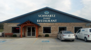 This Delicious Restaurant In Indiana On A Rural Country Road Is A Hidden Culinary Gem