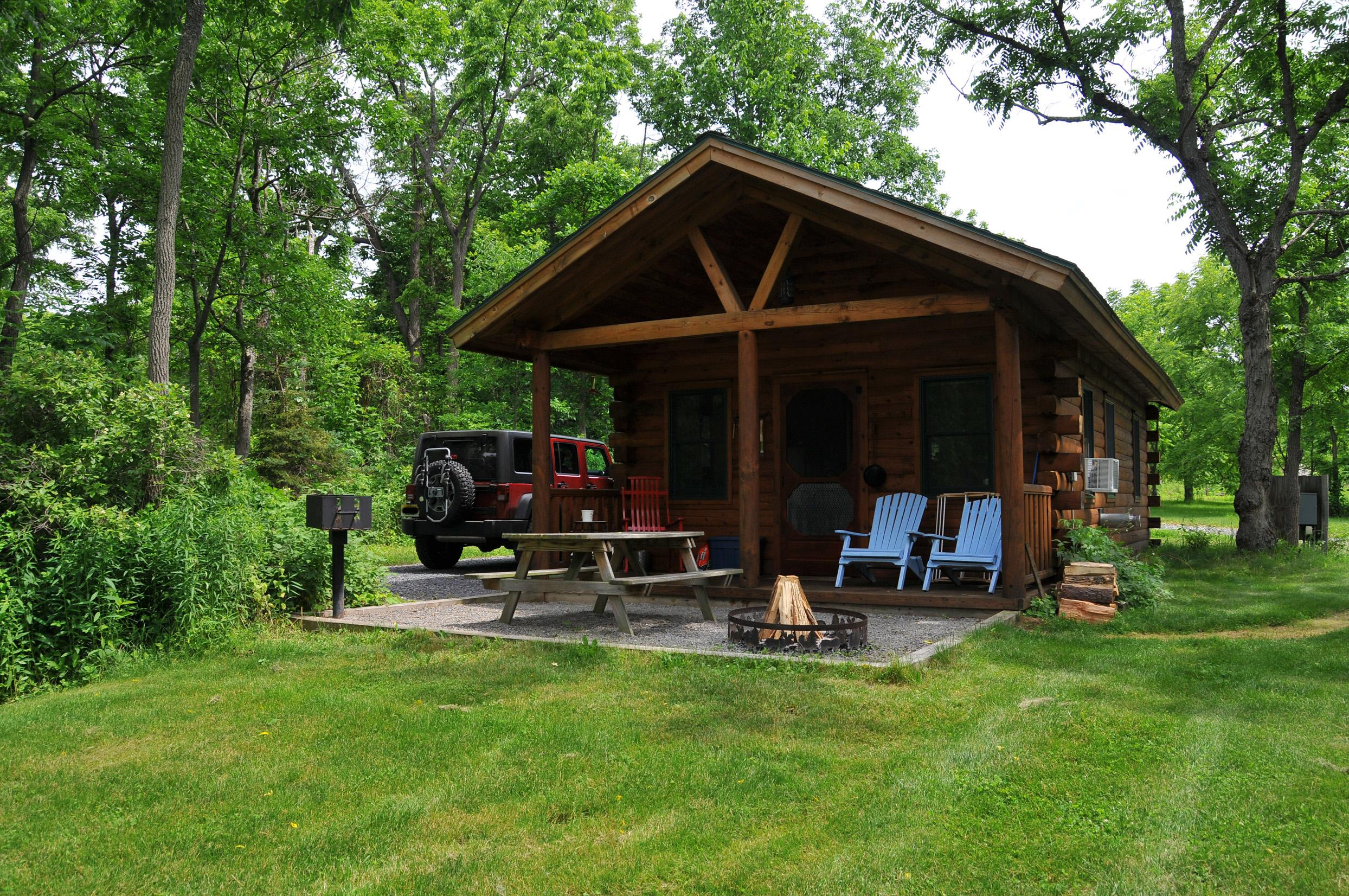 Mill Creek Cabins In New York Is A Great Finger Lakes Getaway