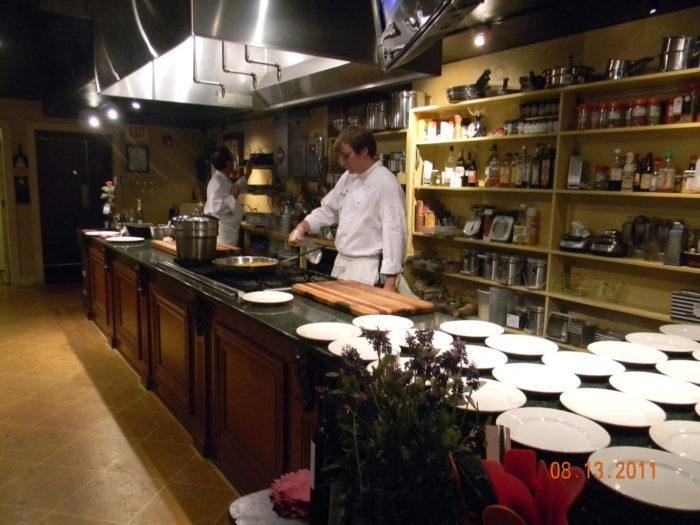 Chef S Kitchen Williamsburg Menu