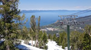 Everyone Should Take This Awe-Inspiring Gondola Ride In Northern California