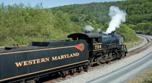 5 One-Of-A-Kind Dinner Adventures You Can Only Have In Maryland