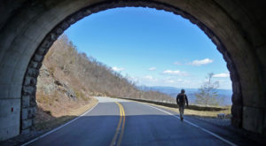 19 Scenic Tunnels Of North Carolina's Blue Ridge Parkway Waiting To Be Explored