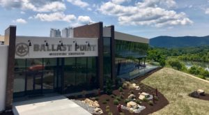 This Mountain Brewery Has The Most Incredible Food And Views In Virginia