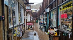 The Tiny Town In Nevada That's Absolute Heaven If You Love Antiquing