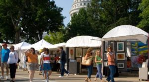 These 14 Fantastic Street Fairs Will Show You The Best Of Wisconsin