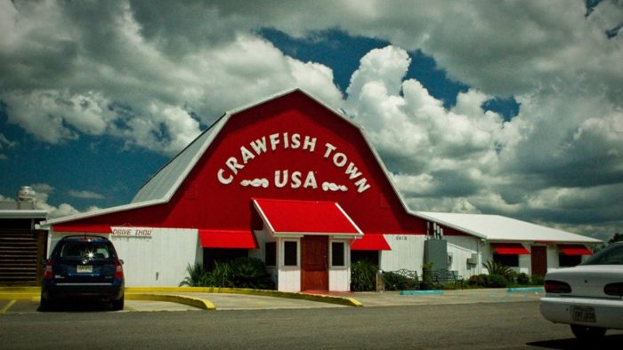 The Best Crawfish In The State Can Be Found In This
