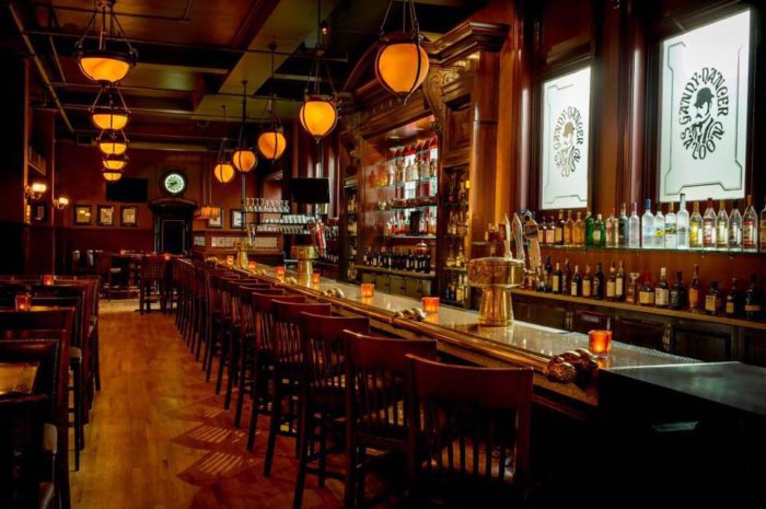Gandy Dancer Saloon Oyster Bar Is An Old Fashioned Saloon