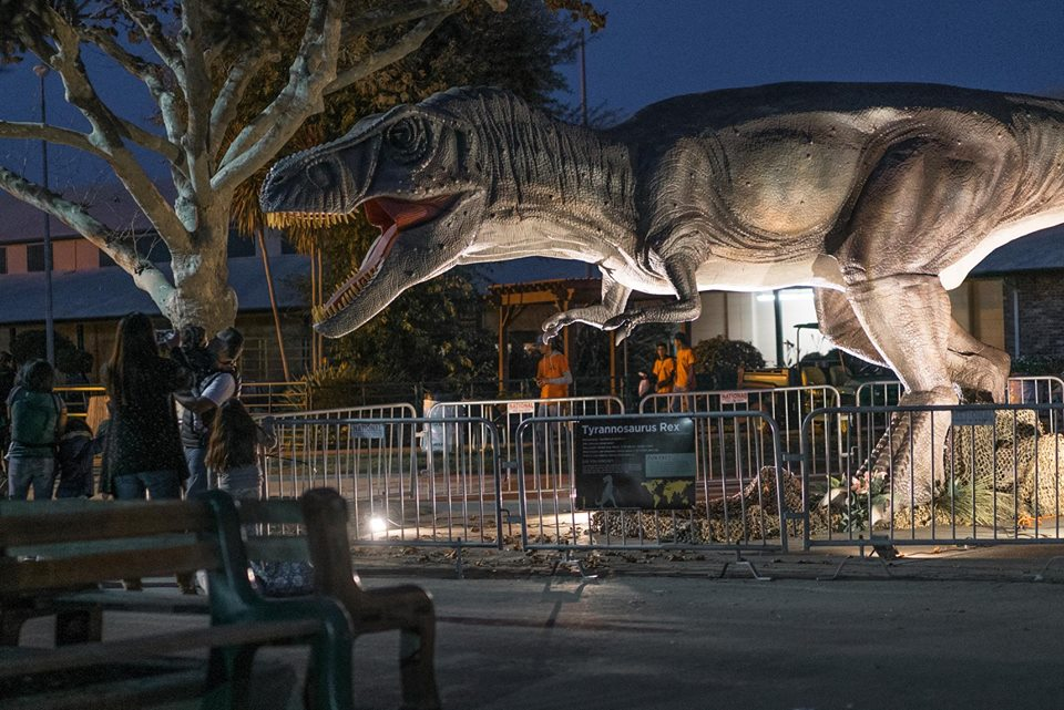 Dinosaurs Are Invading This Louisiana Town And You Won T