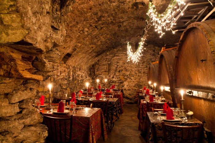 The Catacombs At Bube S Brewery Is An Underground