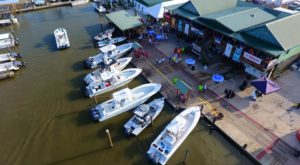 This Remote Fishing Village Near New Orleans Is Home To The Most Amazing Restaurant
