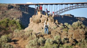 This Zip Line Tour Over Idaho's Most Epic Canyon Is The Ultimate Outdoor Adventure