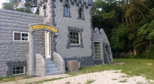 You're Guaranteed To Love A Trip To This Epic Cheese Castle Near Detroit