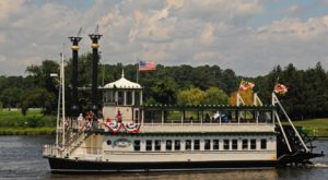 The One Of A Kind Riverboat Adventure You Can Take In Maryland