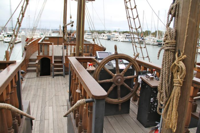 A Boat Tour With Hawaii Pirate Ship Adventures Is