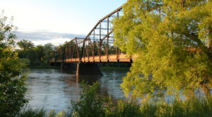 Most People Don't Know The Story Behind Montana's Abandoned Bridge To Nowhere