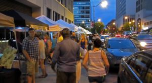 There's Nothing Quite Like This Unique Moonlight Market In Ohio