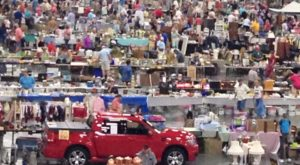 The Biggest Indoor Garage Sale In South Carolina Is More Amazing Than You Can Even Imagine