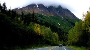 The Scenic Byway In Alaska You Have To Travel At Least Once