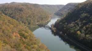 5 Little Known Canyons That Will Show You A Side Of West Virginia You've Never Seen Before