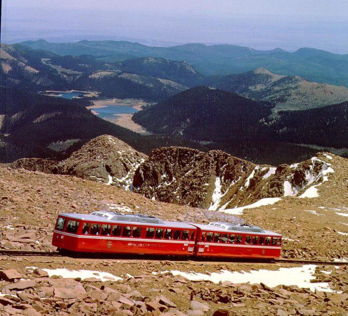 Colorado's Pikes Peak Cog Railway May Close Forever