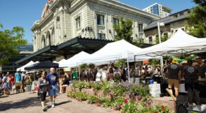 A Trip To This Awesome Farmers Market In Denver Will Make Your Weekend Complete
