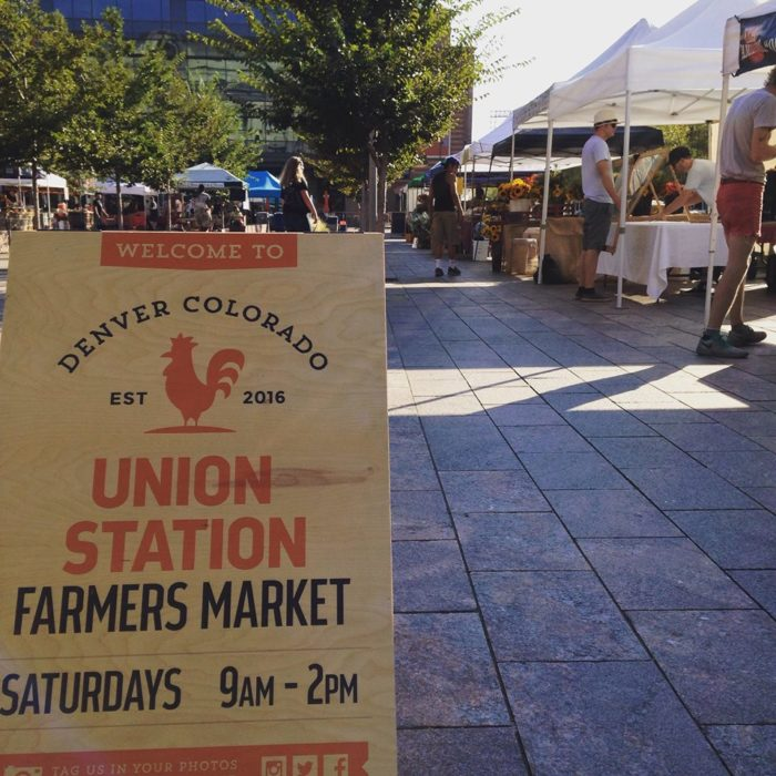 Denver Farmers Markets: Union Station Has The Best Farmers Market In Denver