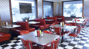 You'll Absolutely Love This 50s Themed Diner In Kansas