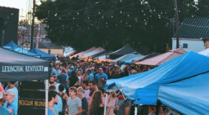 There's Nothing Quite Like This Unique Moonlight Market In Kentucky