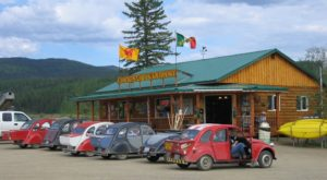 You Won't Want To Miss A Chance To Experience The Alaskan Gold Rush At This Remote Outpost