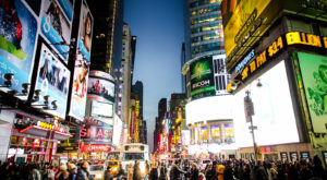 More People Traveled To New York City Last Year Than At Any Other Point In History